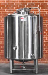15 bbl hot cold liquor tanks