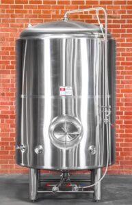 40 bbl beer brite tank
