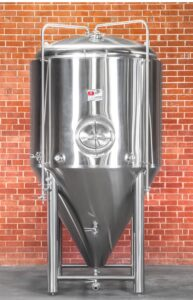40 bbl fermentation tank