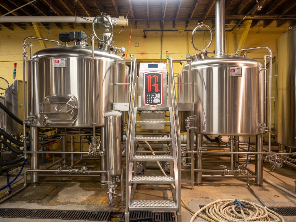 ABS Commercial's Brewhouse Brewing System